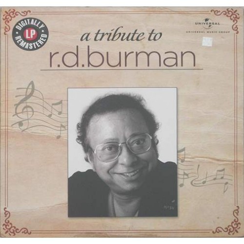 A Tribute To R. D. Burman;vinyl_record gramophone house