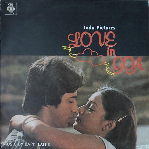 Love In Goa;vinyl_record gramophone house